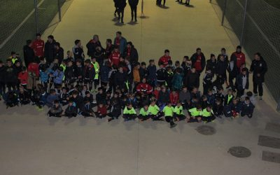 Trobada de clubs que utilitzen la metodologia Smartfootball a Salou