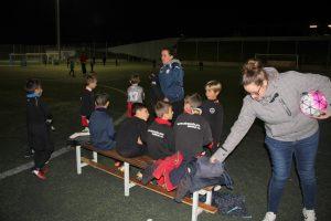 entrenador de futbol