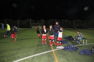 entrenament de futbol