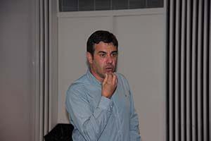 Albert Viñas ex jugador de l'Espanyol