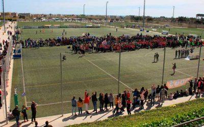Torneig internacional Mare Nostrum Cup al Complex Esportiu de Salou