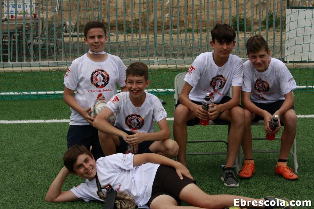campeonato alevin futbol