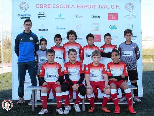 Alevi B Ebre Escola Esportiva Tortosa