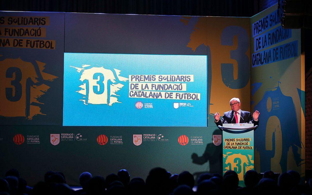 Premis Solidaris de la Fundació Catalana de Futbol